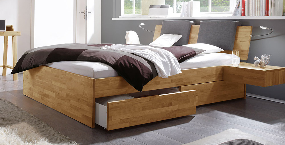 hasena bettgestelle betten luck. Black Bedroom Furniture Sets. Home Design Ideas
